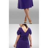 Bridesmaid-Dresses---A-line-Short-Sleeve-Knee-Length-Blue-Chiffon-Bridesmaid-Dressaed0b31eb32a4b29