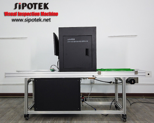 Vision inspection machine coupon code: freeshipping on any order from sipotek.net https://www.sipotek.net Quality control can mean a lot of things, and in the context of machine vision, it most often refers to the overseeing of proper sorting of goods on a production line and inspection of goods and parts. Machine vision systems that assess products based the quality of shape, size, material, or any other programmed factor include vision inspection systems, optical inspection systems, and laser inspection systems. All do so with consistency, speed, repetition, and magnification. In terms of inspecting products for quality, two of the biggest fields that employ machine vision systems are the electronics industry and the automotive industry. Within these industries, manufacturers make especially great usage out of AGV (automated guided vehicle) equipment to inspect their products. vision inspection machine