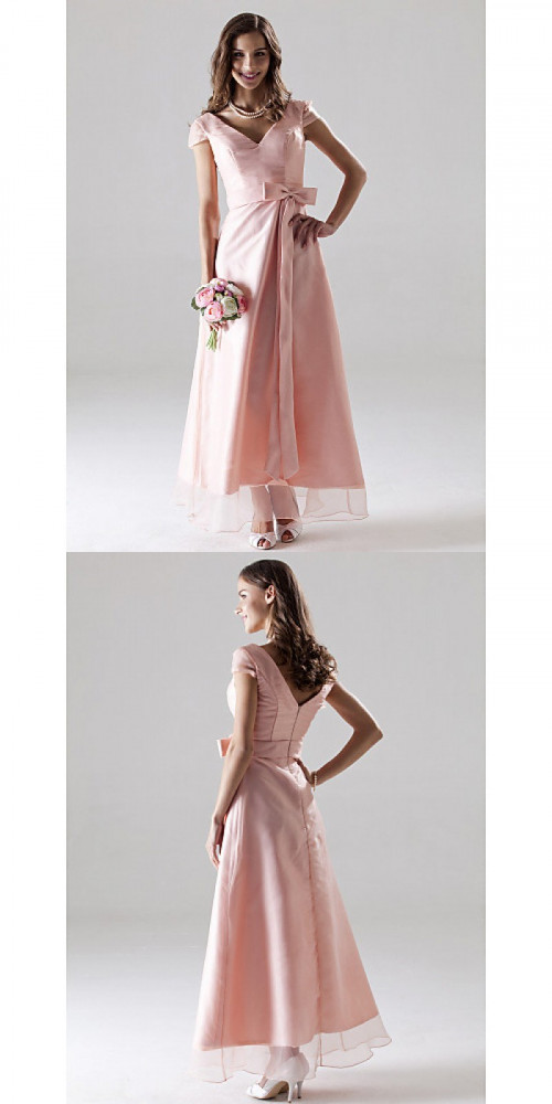 Bridesmaid-Dresses---Ankle-length-Organza-Bridesmaid-Dress-A-line-V-neck-Plus-Size-Petite-with-Bow-Sash-Ribbon5f0ec56a25d8dd7f.jpg