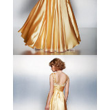 Dress-Gold-Plus-Sizes-Dresses-Petite-A-line-Scoop-Long-Floor-length-Stretch-Satin5cadb07fe72a3f45