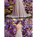 Court-Train-Georgette-Bridesmaid-Dress-A-line-Sexy-One-Shoulder4aff8fc6b9826706