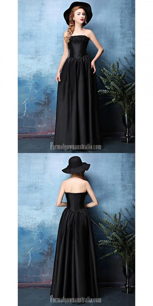 Australia-Formal-Evening-Dress-Black-A-line-Strapless-Long-Floor-length-Satin-Chiffona835b9223bc3f099.jpg