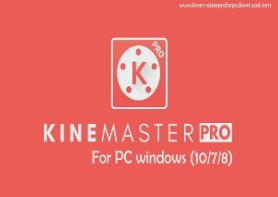 Kinemaster pro for pc download https://www.kinemasterproforpcdownload.com/ KineMaster is the most popular and best free video editor application for android users. But now you can download KineMaster for PC/windows or Laptop and all other platforms. Kinemaster for pc, download Kinemaster pc, Kinemaster on mac